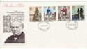 1979-08-22 Rowland Hill Stamps Chelmsford FDC (63932)