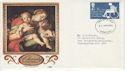 1975-01-22 Charity Stamp Liverpool FDC (63950)