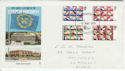 1979-05-09 Direct Elections Stamps Llanelli FDC (63952)