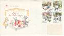 1979-07-11 Year of The Child Stamps Peterborough FDC (63958)