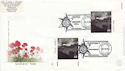 1999-10-05 Soldiers Tale Stamp Double Date FDC (63974)