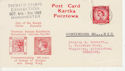 Thematic Stamps Exhibition Manchester 1962 Card (64097)