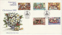 1982-10-12 Guernsey Christmas Stamps FDC (64122)