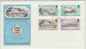 1982-02-02 Guernsey Old Prints Stamps FDC (64130)