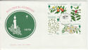 1978-10-31 Guernsey Christmas Stamps FDC (64140)