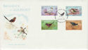 1978-08-29 Guernsey Birds Stamps FDC (64220)