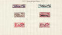 Kenya Uganda and Tanganyika Stamps on page (64453)