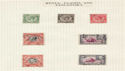 Kenya Uganda and Tanganyika Stamps on page (64454)