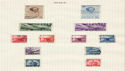 Italy Stamps on Page (64463)