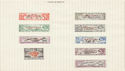Nigeria Cameroon Stamps on Page (64466)