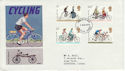 1978-08-02 Cycling Stamps Plymouth FDC (64512)