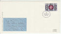 1977-06-15 Silver Jubilee Stamp Windsor FDC (64527)