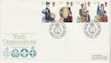 1982-03-24 Youth Orgs The Girls Brigade London SW6 FDC (64629)