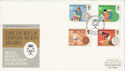 1981-08-12 Duke of Edinburgh Award London SW1 FDC (64630)