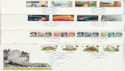 1986 Bulk Buy x11 FDC From 1986 Cheap Year Set (64679)