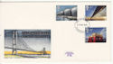 1983-05-25 Engineering Stamps Plymouth FDC (64791)