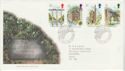 1989-07-04 Industrial Archaeology Stamps Telford FDC (64865)