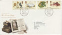 1988-01-19 Linnean Society Burlington House FDC (64922)