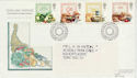 1989-03-07 Food & Farming Stoneleigh FDC (64931)