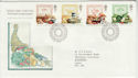 1989-03-07 Food & Farming Stoneleigh FDC (64935)