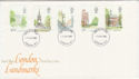 1980-05-07 London Landmarks Stamps London FDC (64953)