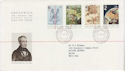1984-06-26 Greenwich Meridian London SE10 FDC (64966)