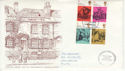 1970-06-03 Dickens Portsmouth Museum Offical FDC (65029)