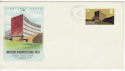 1971-09-22 University Buildings Stamp Haytor cds FDC (65092)