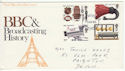 1972-09-13 Broadcasting Stamps Exeter FDC (65144)