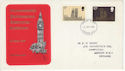 1973-09-12 Parliament Stamps London WC FDC (65218)