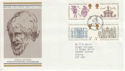 1973-08-15 Inigo Jones Stamps Bureau FDC (65232)
