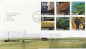 2005-02-08 SW England A British Journey T/H FDC (65344)