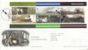 2004-01-13 Classic Locomotives M/S T/House FDC (65366)