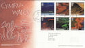 2004-06-15 Wales A British Journey T/House FDC (65373)