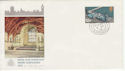 1975-09-03 Parliamentary Conf Stamp Tintagel cds FDC (65395)