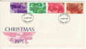 1975-11-26 Christmas Stamps Swindon FDC (65400)