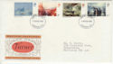 1975-02-19 Turner Paintings Stamps London FDC (65425)