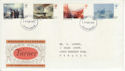 1975-02-19 Turner Paintings Stamps Devon FDC (65427)