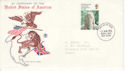 1976-06-02 American Independence Stamp Bognor FDC (65447)