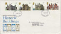 1978-03-01 Historic Buildings Stamps Ilford FDC (65573)