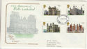 1978-03-01 Historic Buildings Stamps Plymouth FDC (65576)