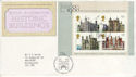 1978-03-01 Historic Buildings M/S Bureau FDC (65583)