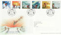 2004-11-02 Christmas Stamps Bethlehem FDC (65614)