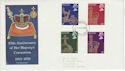 1978-05-31 Coronation Stamps Plymouth FDC (65644)