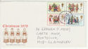 1978-11-22 Christmas Stamps Bethlehem FDC (65645)