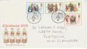 1978-11-22 Christmas Stamps Bethlehem FDC (65646)