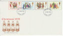 1978-11-22 Christmas Stamps Ilford FDC (65649)
