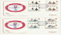 1978-08-02 Cycling Stamps T/L Gutters Bureau FDC (65662)