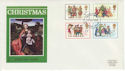 1978-11-22 Christmas Stamps Plymouth FDC (65666)