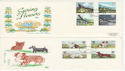 1979 Bulk Buy x8 FDC from 1979 7 Stuart 1 Philart (65684)